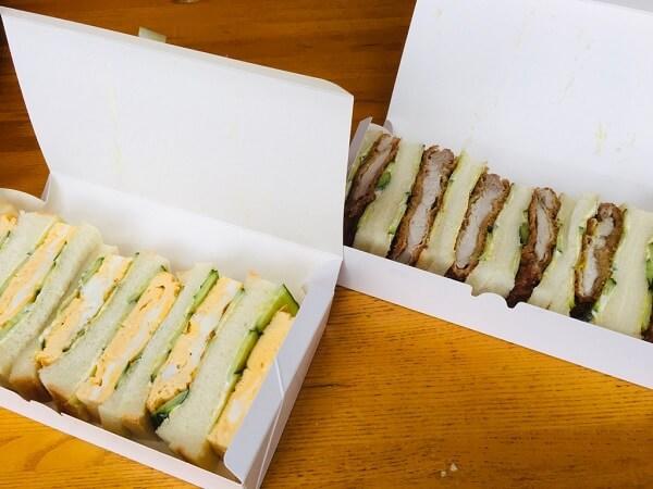若サンドイッチ