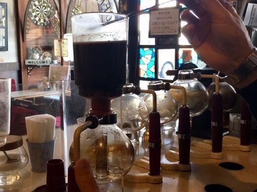 京都コーヒーショップのテイクアウトカフェ【蒲郡市三谷北通】
