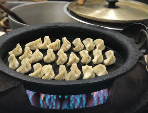 中華料理店『民華』のとり天・餃子・麻婆豆腐【蒲郡市三谷町】